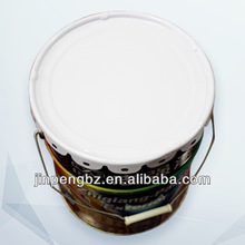 colored painting solid product steel bucket for sale