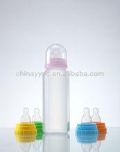 9oz pp baby plastic feeding bottle