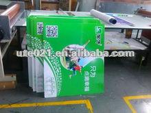 advertising PS foam board/PVC foam board printing