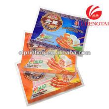 Frozen food vacuum bag | prawn packing bag