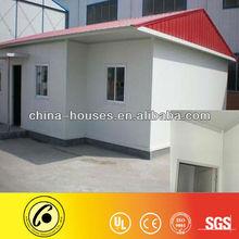 GOOD QUALITY PREFABRICATED HOUSE