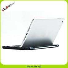Promotional Aluminum mini wireless keyboard smart cover for iPad mini