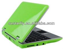 New design Mini Laptop with Web camera(Genuine Manufactory)