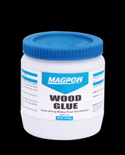 MAGPOW Polyvinyl acetate wood glue,MPF101 water-based glue,China factory of white glue