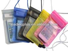 Anti water bag for mobile phones/ 100% waterproof bag