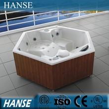 HS-M3330 mini outdoor spa/water jet bath spa/sex body massage spa