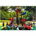 A-01503 ce de seguridad más reciente 2013 función de juegos al aire libre para los niños