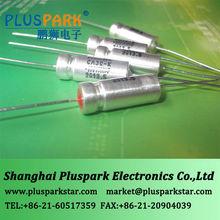 Tantalum capacitor 110uF 75V ,High temperature ,200C,axial lead