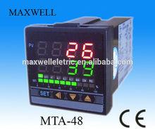 MAXWELL MTA-48 (48mm*48mm)rs485 modbus temperature controller