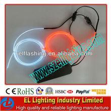 el wire with inverter colorful el wire