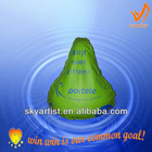 anti-dirt and waterproof pvc bicycle seat cover for advertising