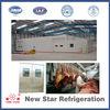 Industrial freezer room/Commercial deep freezer warehouse