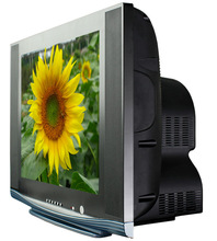 21 ultra slim CRT color TVs with a grade CRT TV