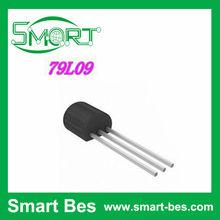 HOT SELL!~Smart Bes !~79L09 Three-terminal voltage regulator circuit,SOT-89 transistor Electrical Equipment