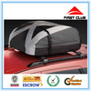 Black Roof Rack Top Cargo Carrier Bag Travel Car SUV Luggage