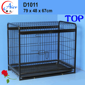 Outdoor animal spuare tube cage pet houses