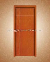 Not vinyl strip doors it is wooden door for interior KFW-047