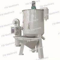 plastic mixing drying machine/plastic hopper dryer/plastics dry mixer