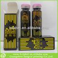 testosterona de vidro frasco de vidro de ampolas e frascos de antibiótico garrafas