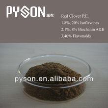 High quality Red Clover P.E. Biochanin 40%
