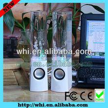 hot selling corlored led Water dancing speakers digital speaker Fountain Speakers music