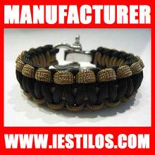 wholesale high quality paracord bracelet clasp