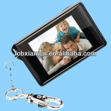 Cheap Black Digital Photo Frame Keychain