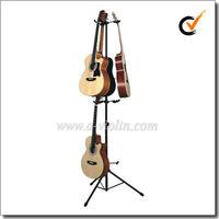 Folding Multiple Guitar Stand For Six Guitars (STG106)