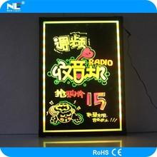 Alibaba china led message board led writing board led display board digital clock display made in china