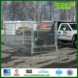 Chain Link Fence Dog Kennel/Pet Kennel/Animal Kennel
