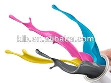 RoHs degree liquid Silicone color materbatches Silicone color mater batch natural coloring agent