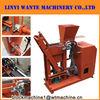 WT1-25 hydraform compressed interlocking brick making machine