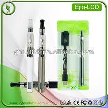 smokeless electronics battery level indicator lcd ecig ego pen