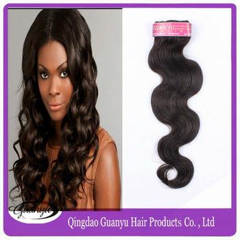 2013 new style high quality virgin hair bun for black women