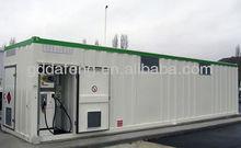 Dafeng International standard 20ft design petrol station