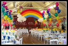 hotel decoration balloon modelling