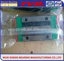 HIWIN EG series EGH15SA/CA low profile ball type linear guide block and rail