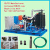 GYB-5 Diesel drive high pressure cleaner water tank cleaning machine