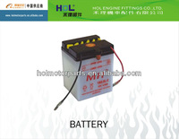motorcycle Bajaj battery
