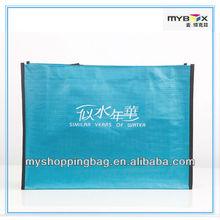 2014 Wenzhou cheap fashion non woven tote shopping bag
