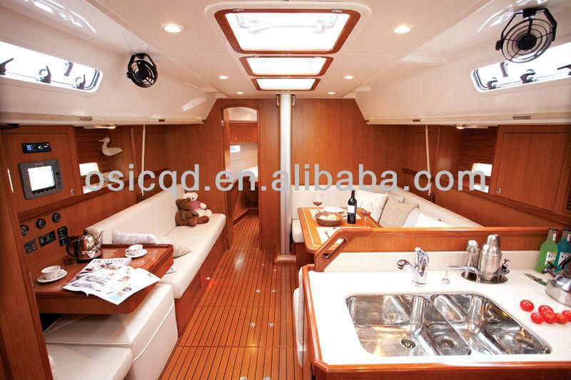SailBoat Sailiner 46 Sail boat yacht