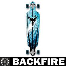 Backfire 2013 the new skateboard maple fingerboard