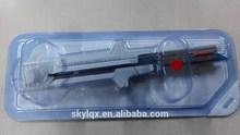 2013 abdominal surgery instruments of dispoable linear cutter stapler also surgery gun