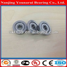 F681C3 Miniature ball bearings flange type with shields ball bearing Supplier