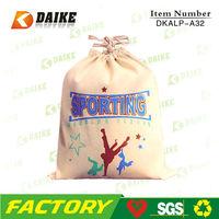 Promotional Durable 100 Cotton Gift Bag DKALP-A32
