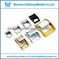 de aleación de zinc hebillas bandalateral