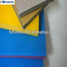 Colorful IXPE/XPE crosslinked polyethylene foam underlay sheet