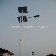 Solar LED Street Light IP65 High Lumen High Power 20, 30, 40, 60 Watt with Nice Rejection of heat, 5 Years Warranty