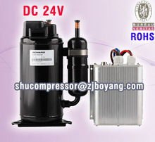 solar water pump for rotary compressor horizontal 48volts portable air conditioner small solar air condition and heating