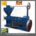 Grande capacidade de coco/nogueira produtoras de petróleo extractor 6yl-130